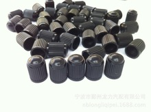 by dhl or ems 1000pcs Black Plastic Dust Valve Caps Bike Car Wheel Tyre Air Valve Stem Caps Motorcycle Car Accessories(China)