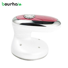 Beurha Electric Ultrasonic Slimming Body Massager Body Slimming Massage Fat Burner Radio Frequency Massage LED Skin Care(China)