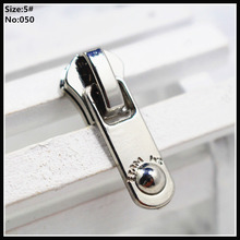 5# Wholesale 10pcs Zipper Sliders Metal Zipper Pulls zipper Head For Handbag/ Backpack/Clothing/Sewing Tailor Tools 050