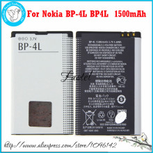 New BP-4L BP4L Li-ion Mobile Phone Battery For Nokia E52 E55 E61i E63 E71 E71X E72 E73 C7 E90 N810 N97 Not work with N97 mini