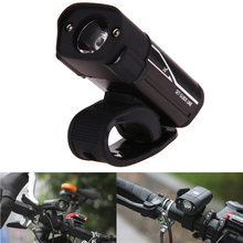 Buy Bike Rechargeable Cycling Light Riding Bicycle Front Lamp Flashlight Waterproof Bike Headlight Handlebar Light Bike Accessories for $10.26 in AliExpress store