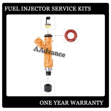 Top Sales Fuel Injection Kits With Filter Basket Orings and pintle caps For Japanese Cars