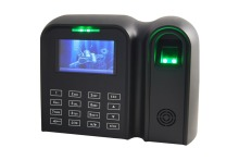 Time clock with WIFI/TCP/IP/ USB fingerprint scanner / Biometric attendance device with printer output(China)