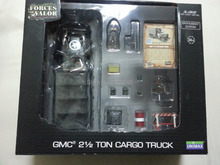 Forces of Valor FOV Diecast Metal #80085 1:32 U.S. GMC 2 1/2 TON CARGO TRUCK Original Boxed Brand New In Stock & Free Shipping