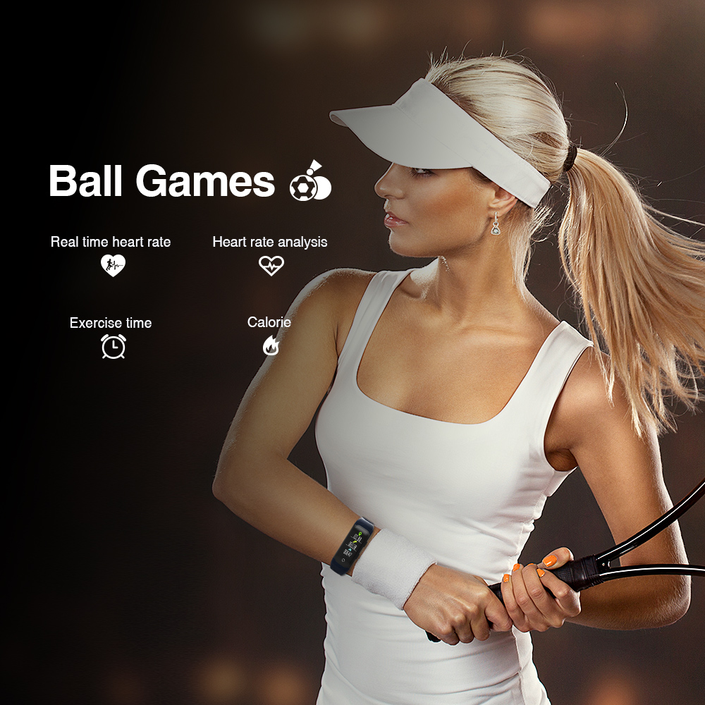 GPS Smart Band with Heart Rate Tracker 11