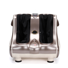 Free Shipping Foot Massager Electric Shiatsu Heating Foot Leg Massage Roller Machine Feet Massage Physiotherapy Equipment