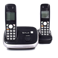 Digital Cordless Phone With Handfree Call ID Wireless Cordless Fixed Landline Telephone For Office Home English(China)