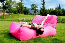 Cover only No Filler-2 people seat space floating lazy lounger bean bag , pool side beanbag floats(China)