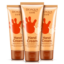BIOAQUA 60g 1PCS Moisturizing Whitening Honey perfumed Hand Cream Nourishing Anti Chapping Ageless Women Hand Care Lotion Scrub(China)