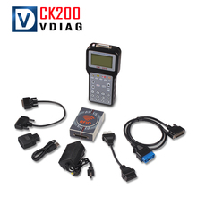 New arrival CK-200 CK200 Auto Key Programmer Update Version of CK-100 ck100 SBB key programmer Free(China)