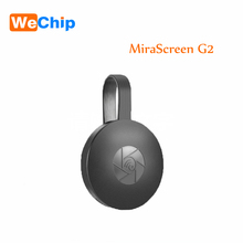 Wechip TV StickWireless 2.4G HDMI Dongle MiraScreen G2 TV Stick 1080P HD TV Dongle Plug And Play Chrome cast Google Chrome cast(China)