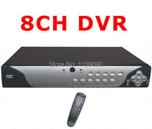 8Channel H.264 8ch stand alone DVR Digital Video Recorder(China)