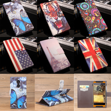 Buy Colored Drawing Series Luxury high PU leather case HomTom HT20 HT20 Pro Cover Shield Case for $5.82 in AliExpress store