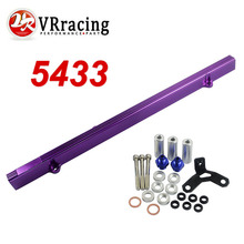 VR RACING - NEW FUEL RIAL FOR TOYOTA SUPRA ARISTO 2JZ TURBO JZA80 UPGRADE 92-02 RACING FUEL RAIL KIT VR5433P