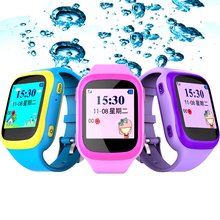 Children Smart Watch Swimming Watches Baby IP68 Waterproof X6 Kid Wristwatch SOS Call WeChat Camera GPS Location Sport Tracker(China)