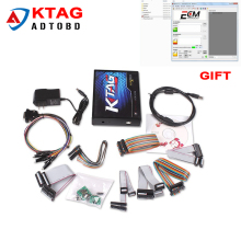 High Quality KTAG ECU Programming Tool V2.13 Firmware V6.070 K TAG Master Version No Tokens Limited K-TAG ECU Chip Tuning Tool