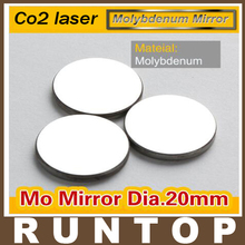 20mm Mo Mirror Co2 Laser Mirror Laser Reflector for Laser Engraver Cutting Machine