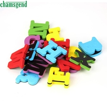 26 Letters EVA Magnet kid Baby Educational Learning Puzzles Toys