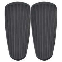 Motorcycle Floorboards Footrest Black Rubber Pads Foot Pegs For Indian Chief Chieftain Roadmaster 14 15 16 17 18 19(China)
