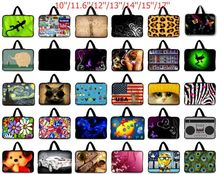 "gecko Print Laptop Sleeve Notebook Bag Tablet Case For 10.1 12 13.3 14"" 15.4 15.6 15 inch Computer For Asus HP Acer Toshiba #"