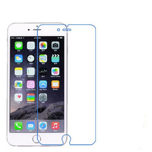 Wholesale Tempered Glass phone screen protector for Iphone 4 4S 5 5S SE 6 6S 7 PLUS + dry wet towel(China)