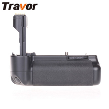 Travor New Multi Power Battery Grip For Canon 20D 30D 40D 50D work with One Or Two BP-511 Battery replacement BG-E2N