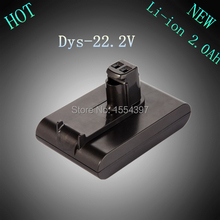New 22.2V Lithium Ion 2000mAh Replacement Rechargeable Battery for D Y S O N Vacuum Cleaner DC31 DC34 DC35 DC44 917083-01(China)