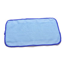 1 PCS Washable Reusable Replacement Microfiber Mopping Cloth For iRobot Braava 380t 320 Mint 4200 5200 Robotic 28.5X18cm