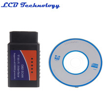 ELM 327 WIFI A2 Wireless ELM327 OBD2 Scan Auto Diagnostic Scanner Tool Adapter(China)