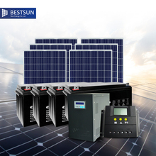 BFS-3000W-LB Solar power system with low price and good quality solar system PV Solar kit manufacturer supply for apartments(China)