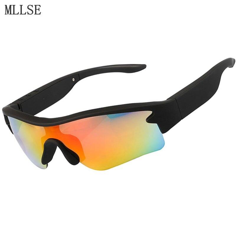 MLLSE Sunglasses Wireless Headphones Bluetooth Headphone/Headset Bluetooth Headset Stereo Wireless Earphone for Iphone Xiaomi<br>