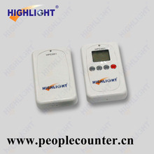 HIGHLIGHT HPC001 wireless non-directional Infrared visitor counting system