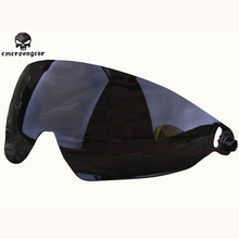 EMERSON Sunscreen Visor Google Replacement Eyeglasses Spare Part For FAST Protector Google Military Tactical Helmet Accessory(China)