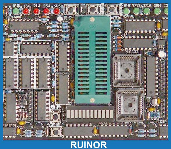 5pc 40pin IC Programmer Chip Test Universal ZIF Socket<br><br>Aliexpress