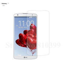 0.3mm 9H Premium Tempered Glass For LG G Pro 2 Pro2 F350 D837 D838 Screen Protector Protective Case Film Screen Guard