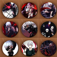 Youpop Japan Anime Tokyo Ghoul Album Brooch Pin Badge Accessories For Clothes Hat Backpack Decoration Men Women Boy Girl XZ0168