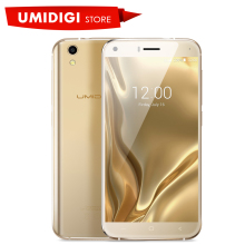 Umidigi London Smartphone MT6580 Quad Core 5.0 inch HD Android 6.0 1280*720 3G WCDMA 1GB RAM 8GB ROM Rugged Mobile Phone