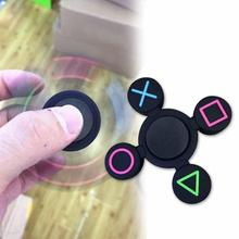 Buy Silicone fingertips Gyro Fidget Spinner Anti Stress Fidget Toys Anxiety Stress Relief Toys Four leaf symbols Fidget Spinners R4 for $2.63 in AliExpress store