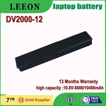 Hot new products for 2017 laptop battery for HP 40772-001 441243-141 NBP6A48A1 Pavilion dv2000 dv3000 DV6000 DV3500 DV2700