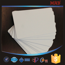 Hot sale writable rewrite blank white 125KHZ T5557 / T5567 / T5577 PVC Chip Smart Hotel Card,rfid hotel key card