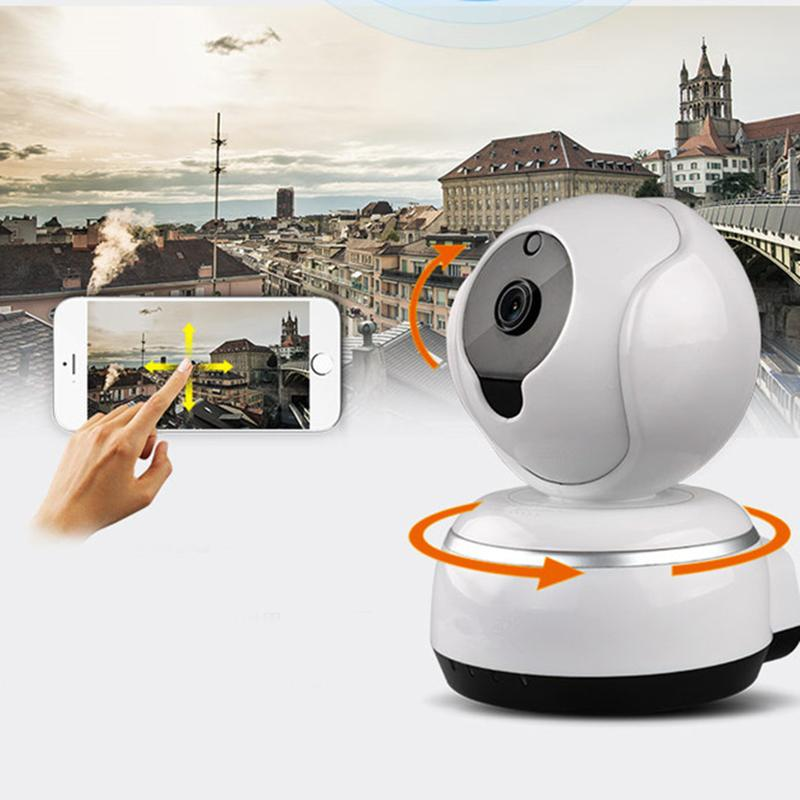 2017 New Arrival Safety Camera Wifi Surveillance Cameras Wireless Remote Guarding House Protect ChildrenS Safe<br>
