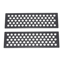 2Pcs Metal Sand Ladder Board Tools Parts for 1/10 Gelande II D90 D110 Traxxas HSP Redcat HPI TAMIYA CC01 Axial SCX10 RC 4WD TF2