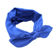 Women Girl Ear Cotton Winter Headband Hair Fashion Turban Headband for Girl Headwrap Top Knot Hairband 1PC