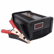 48V 5A Automatic Lead Acid Battery Charger Reverse Pulse Desulfation,to Maintain/Repair batteries,Extend battery life