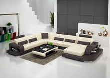 Living room sectional sofa furniture G8005