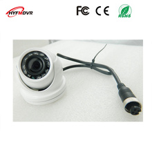 AHD car camera manufacturers direct 960P/1080P/720P HD monitor probe school bus 1 inches metal conch hemisphere waterproof