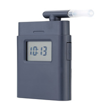 Breath Alcohol Tester Prefessional LCD Digital Breathalyzers with Backlight Alcohol Detector Alcotester