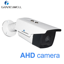 GRANEYWELL Surveillance Camera IR Night Vision AHD CCTV 1080p Camera Outdoor Waterproof Bullet Video DVR Security Home Camera(China)