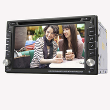NEW Store!Car Electronic 2 din Car DVD Player GPS Navigation 6.2 inch 2 din Universal Car Radio In Dash Stereo Video Free Map