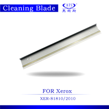 2PCS High Quality Photocopy Machine Drum Cleaning Blade For Xerox S 1810 2010 Scraper Copier Parts S1810(China)